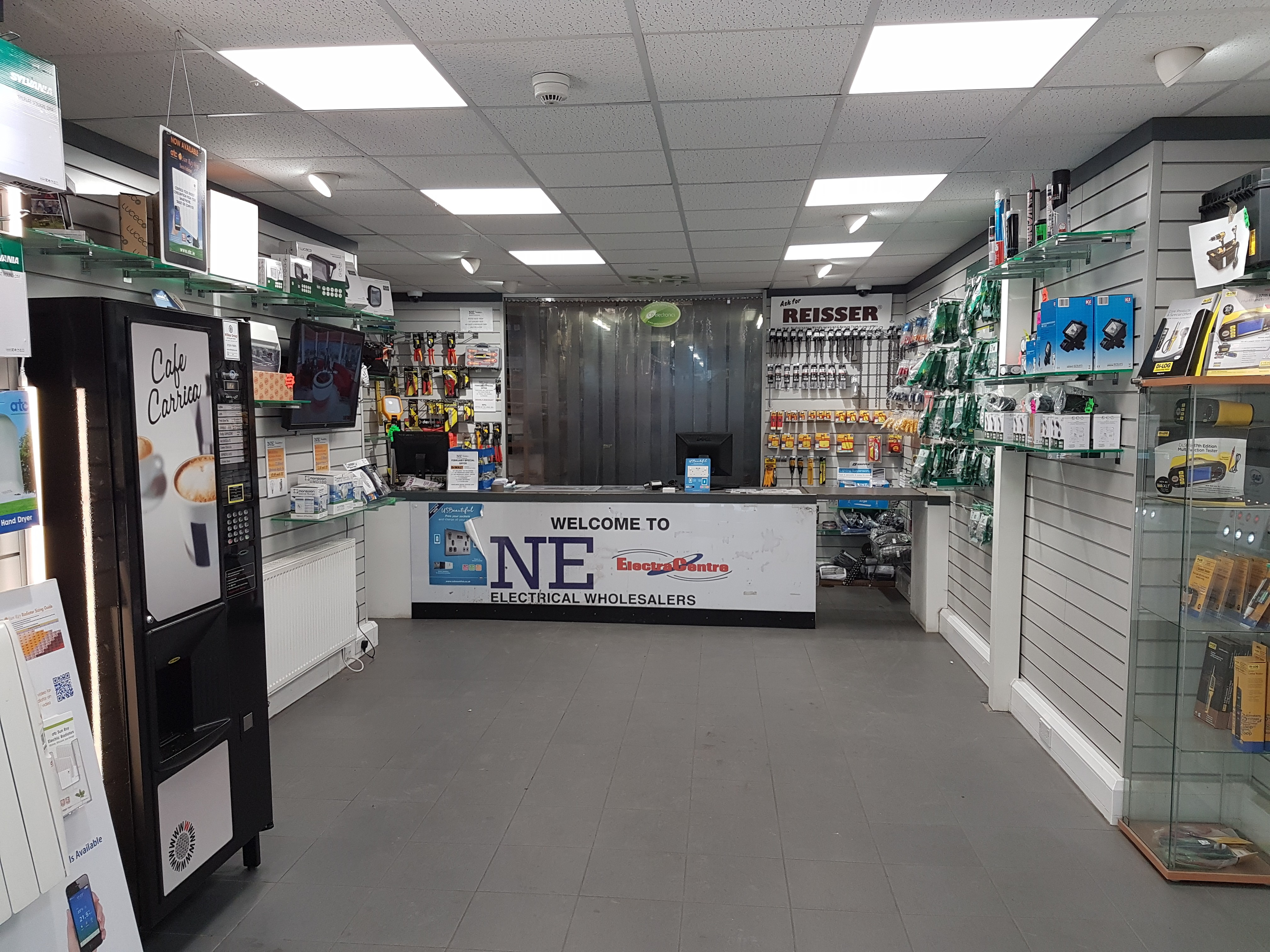 Welcome to NE Electrical Wholesalers Ltd