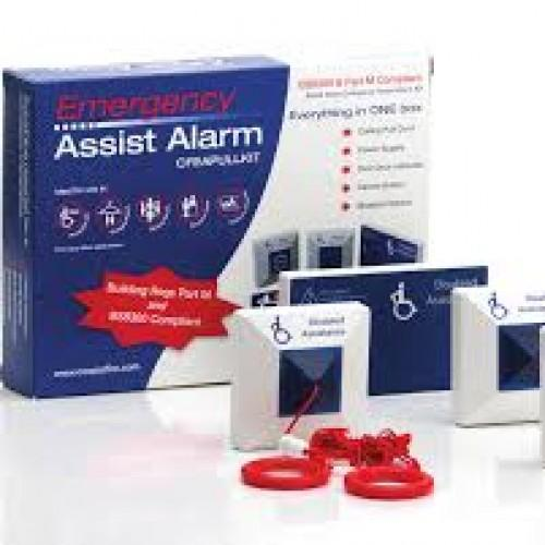 Disabled Alarms