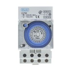 BG CUTS5 24HR ANALOGUE TIME SWITCH DIN RAIL MOUNTED