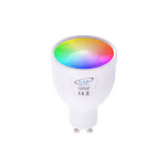 GAP LAMP LED 5W GU10 RGB+W COLOUR CHANGE WIFI ENABLED