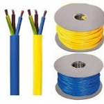CABLE 3183A ARCTIC 1.5MM 3C YELLOW 100M DRUM BS7919