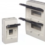 EUROPA ECW8 8WAY ABS MODULAR ENCLOSURE IP65